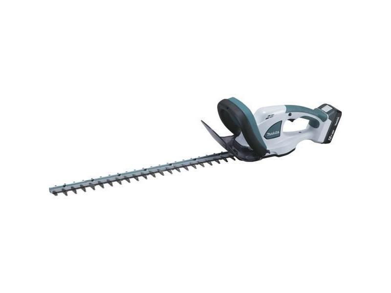Taille-haie uh522dwe - 18v 1,5 ah - longueur de lamier 52 cm - diametre de coupe max 15 mm MAK0088381638319