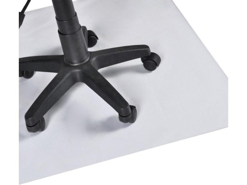 tapis protection sol bureau pvc l 120 x 120 cm helloshop26. Black Bedroom Furniture Sets. Home Design Ideas