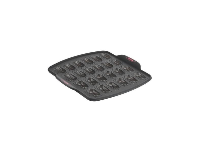 Moule 24 minis madeleines crispybake - silicone - 30x29 cm TEF3168430288065