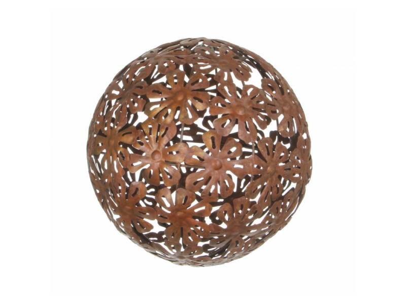 Boule décorative sphère tendance objet de déco contemporain avec ...