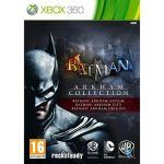 Batman arkham trilogy jeu xbox 360