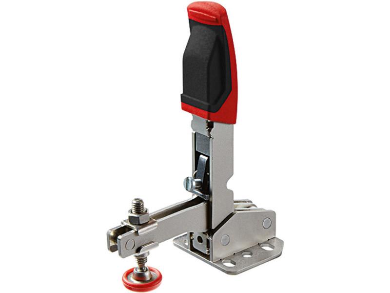 Bessey - sauterelle à serrage vertical 40 mm avec bras ouvert et platine de fixation horizontale - stc-vh50
