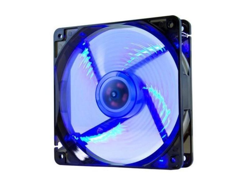 Ventilateur de tour pc cool fan 12 cm led bleu informatique