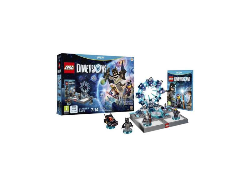 lego dimensions pack de d marrage wii u 1000545399 vente de jeux vid o conforama. Black Bedroom Furniture Sets. Home Design Ideas