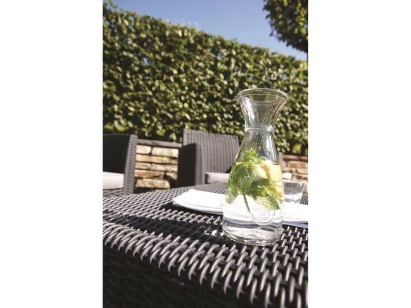 Salon de jardin - ensemble table chaise fauteuil de jardin allibert ...