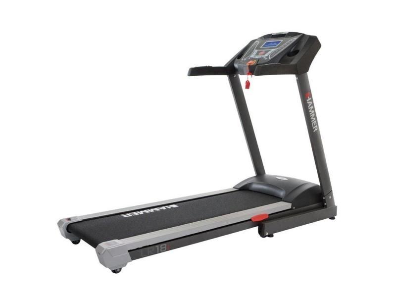 Tapis de course hammer life runner lr18i 4329 vente de v lo elliptique et appareil de fitness - Tapis de course ou velo elliptique ...