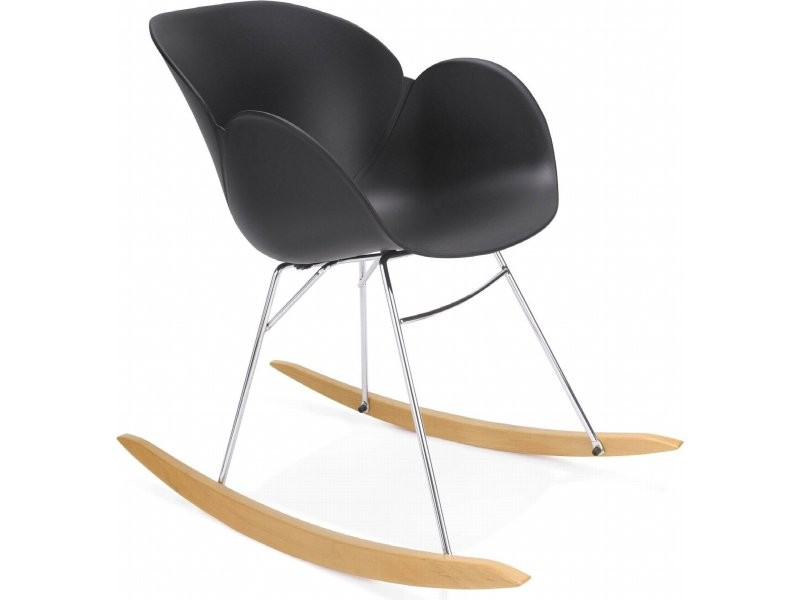 Rocking chair design knebel AC01390BL