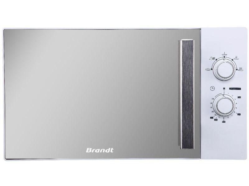 Micro-ondes pose libre 26l brandt 900w 51.3cm, 1032819