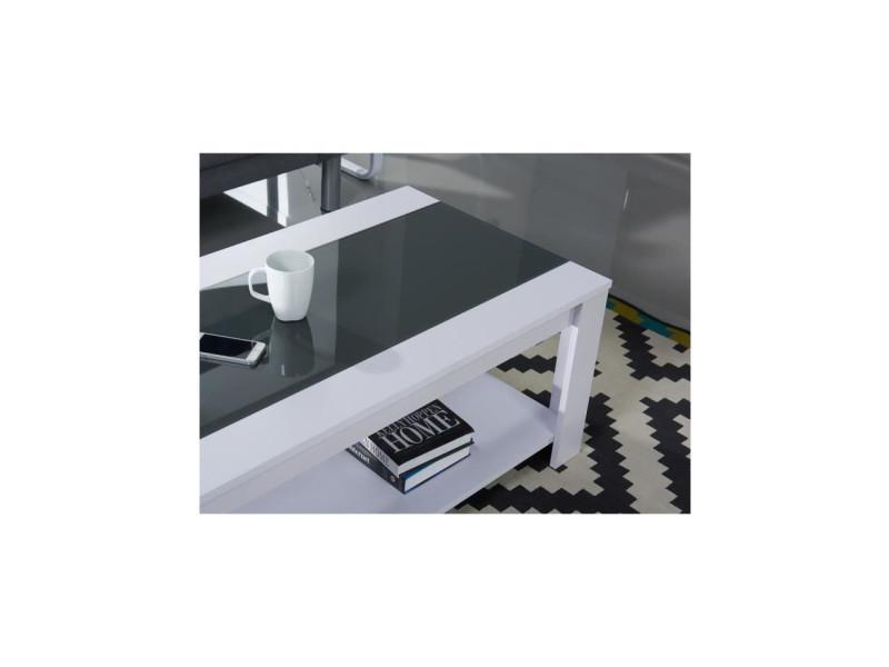 Anthracite Damia De Basse 110 Cm Vente Non Et Table Blanc vmN0nw8