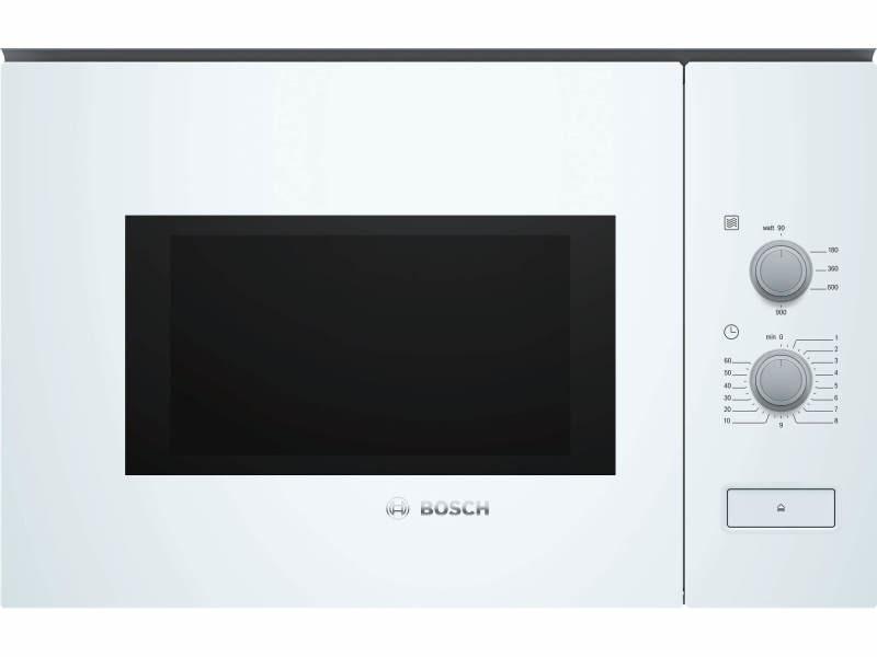 Micro-ondes encastrable 25l bosch 900w 59.4cm, 1107689