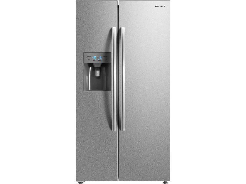 Réfrigérateur américain 90cm 504l a+ nofrost inox - frnm570d2x frnm570d2x