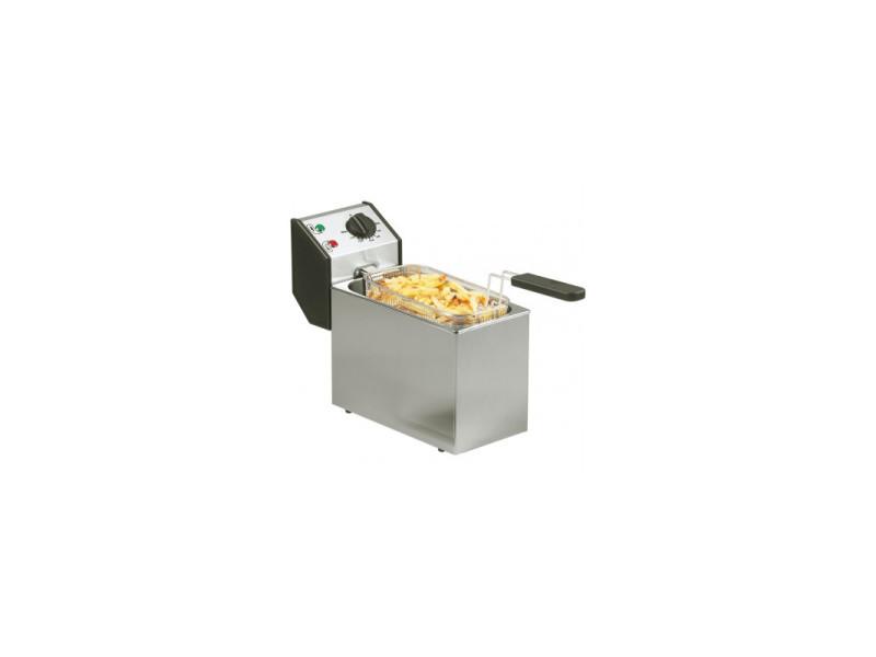 Friteuse à poser cuve 5 l - 3,2 kw - stalgast