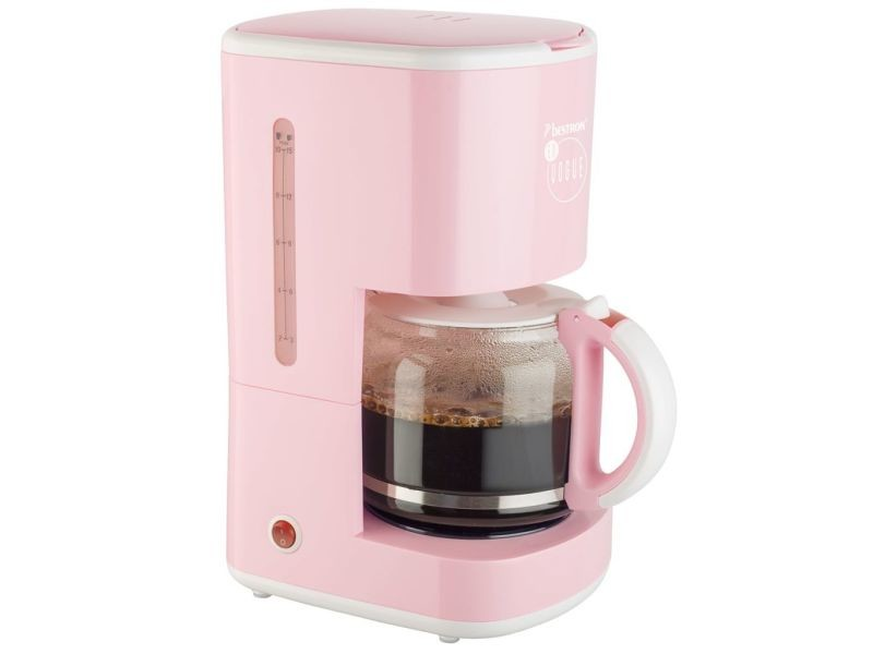 Cafetière 15 tasses 1080w rose - acm300evp 409985