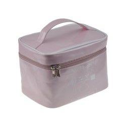 Vanity case - sos bébé - rose pâle