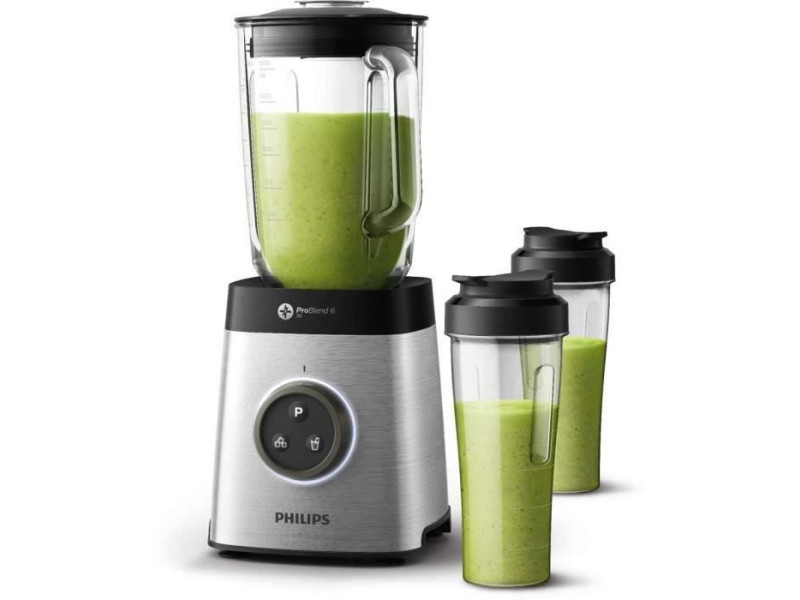 Philips blender advance collection 2.2l 1400w hr3655/00 PHIHR365500