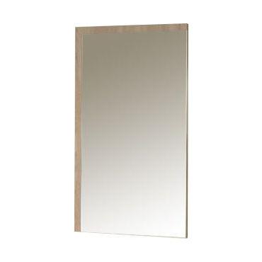 Miroir chambre à coucher coloris chêne bardolino p-7286-co luccos ...