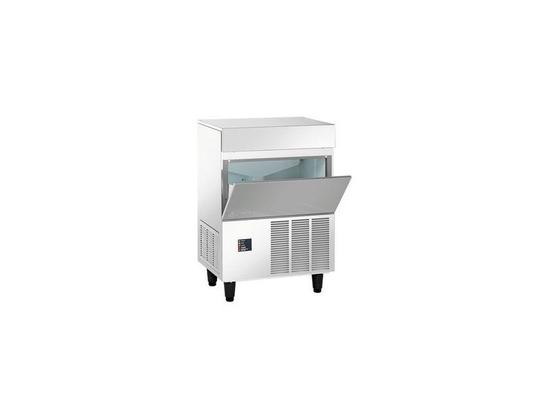 Appareil à glace pilée / glaçon paillette - 120 kg - bartscher - 510