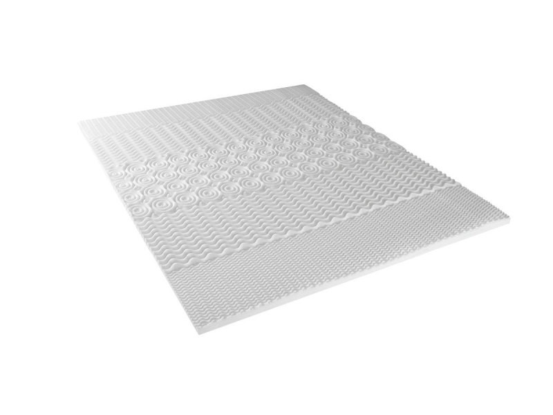 Surmatelas profilé epaisseur de 4cm 160 x 200 cm 3SU01.1620