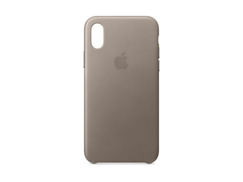 coque iphone x taupe