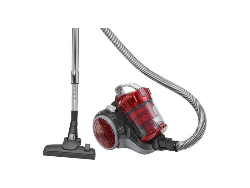 Bomann aspirateur sans sac 700 w rouge bs 9027 cb 407210