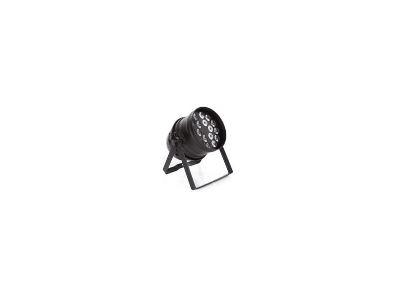 Led par 64 - 18 x 4 w rgbw - noir VELLHQLP10020