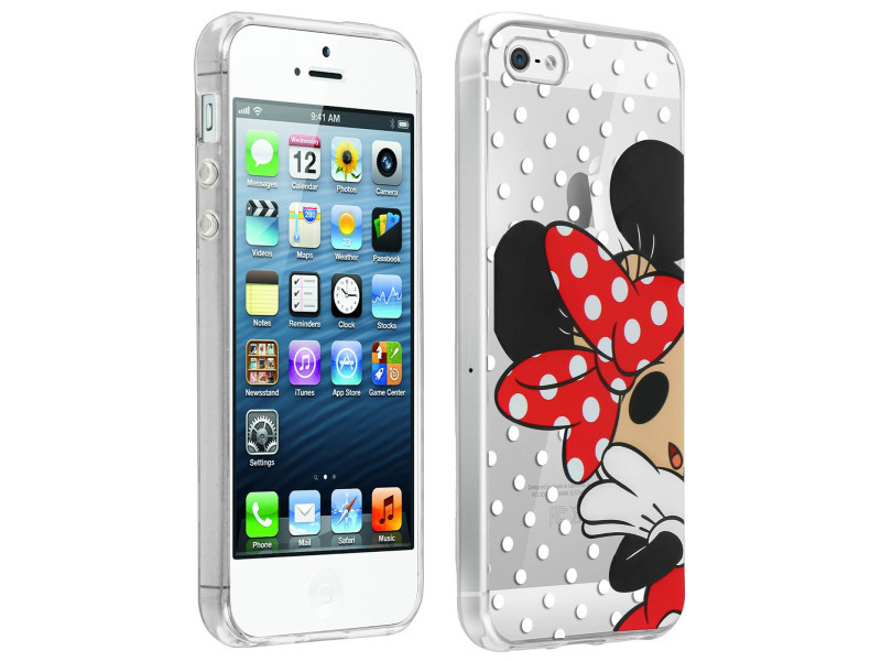 coque fine iphone x minnie