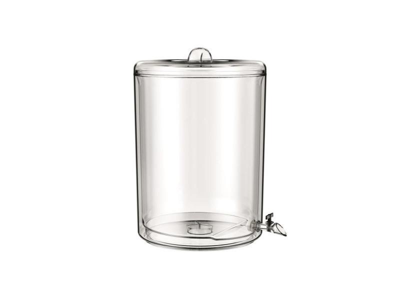 - melior - fontaine a boisson en plastique double paroi - isotherme - 10 l BOD0699965360535