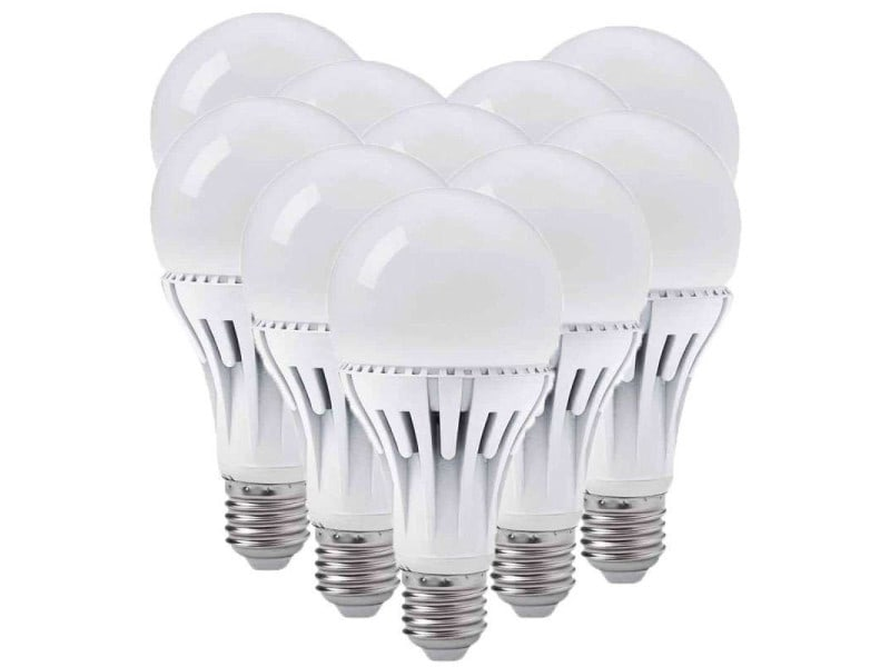 Lot de 10 ampoules led garo e27 a70 14 watts équivalent 85 watts blanc neutre 4000k 10XKL-22681