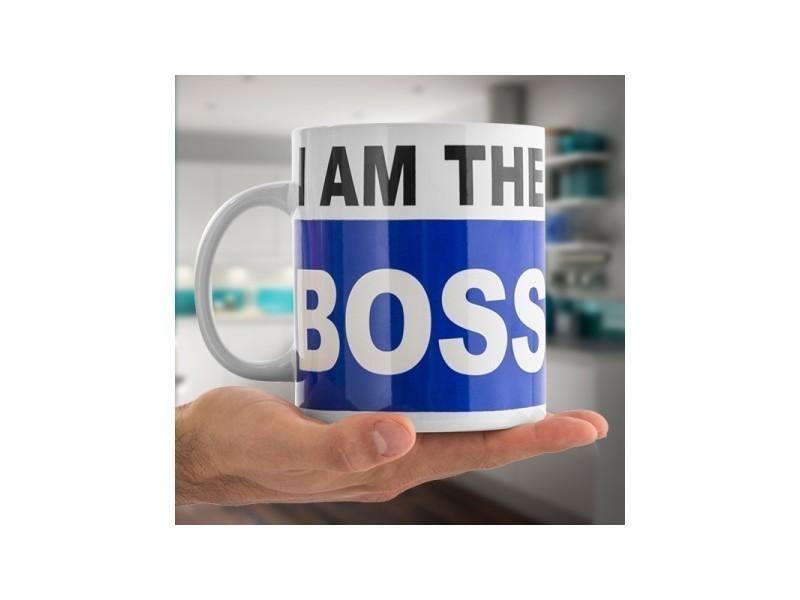 Tasse xl i am the boss