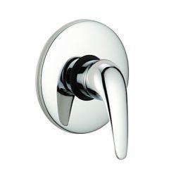 Poignet rotatif de robinet de douche