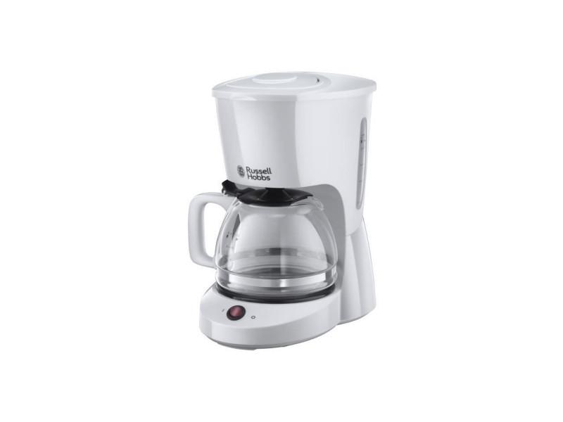 Cafetière 10 tasses 975w blanc - 22610-56 RUS2261056