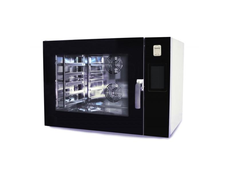 Four mixte touch screen 6 ou 10 niveaux gn 1/1 - vesta - 6 gn 1/1