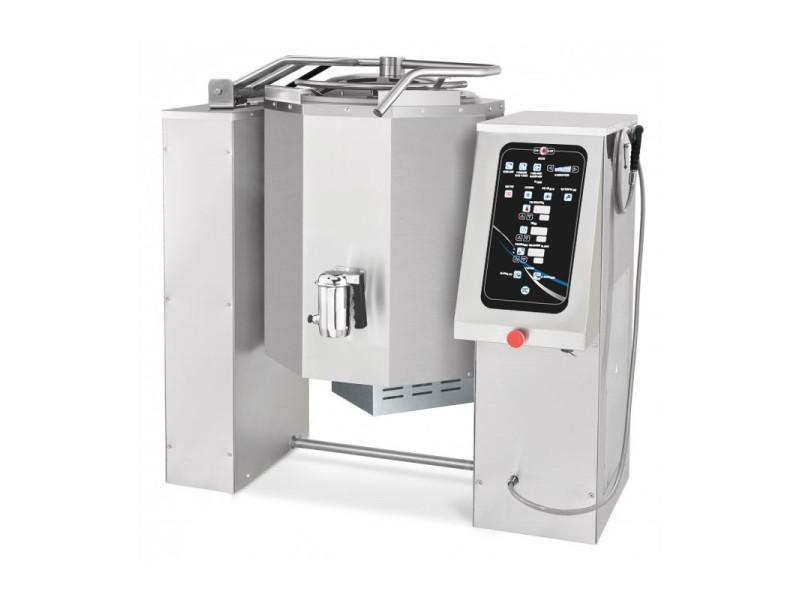 Marmite basculante electrique chauffage indirect - 60 l - combisteel - 6000 cl