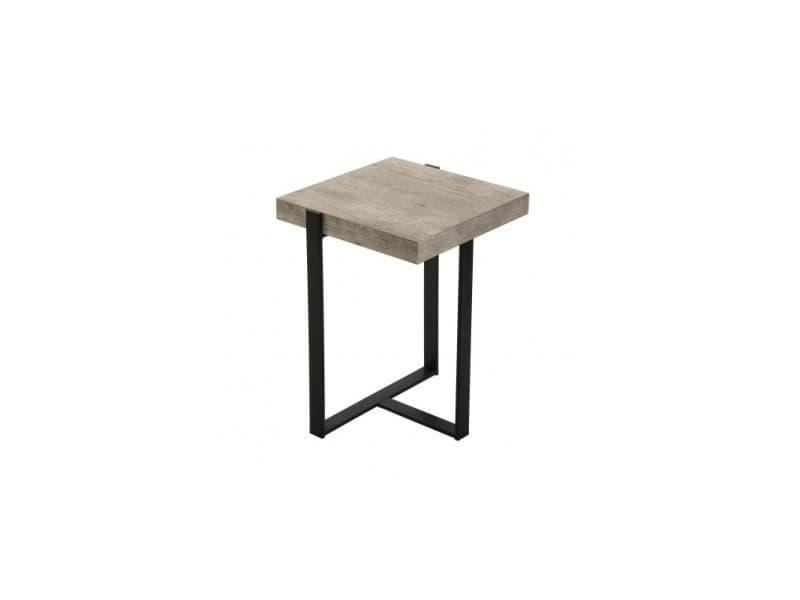 Momo Versa Métal Table D\'appoint Industriel De Vente ...