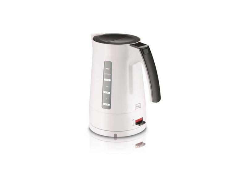 Melitta 1003-01 bouilloire electrique enjoy aqua - blanc MEL4006508197187