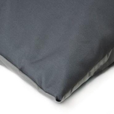 Pouf - poire pouf xxl stars tissu imperméable - gris clair - 100x120 cm - Vente de SANS MARQUE ...