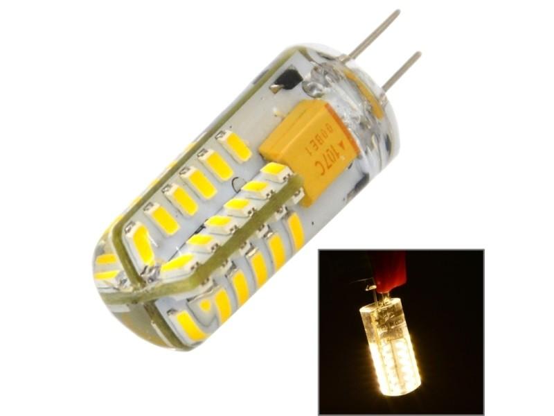 De Chaude Smd 48 3014 Lumière 3 Ampoule Maïs Led G4 5w Blanche 170lm 76bgfYy