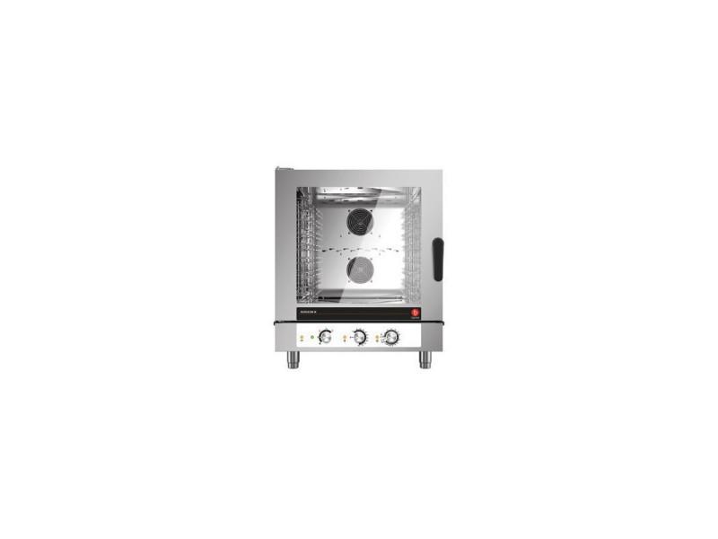 Four mixte électrique à injection de vapeur - 5 à 10 niveaux gn 1/1 - baron - 7 gn 1/1