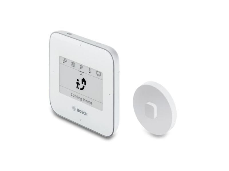 Telecommande domotique - ecran domotique - tablette domotique - centrale de commande domotique télécommande centrale - smart home - lanceur de scénario connecté