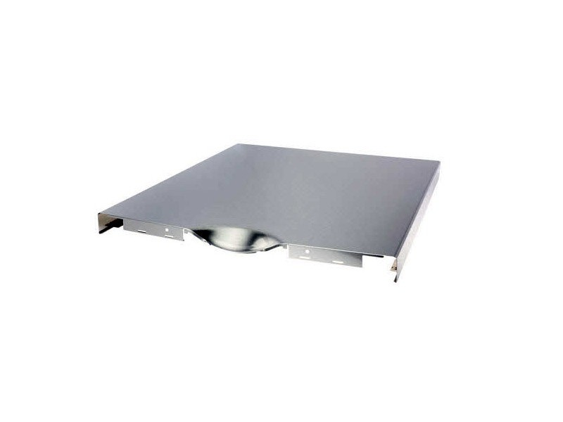 Facade inox de porte pour lave vaisselle bosch - 00680453
