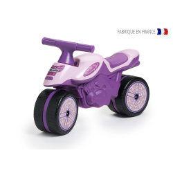 Porteur bébé moto de princesse falk