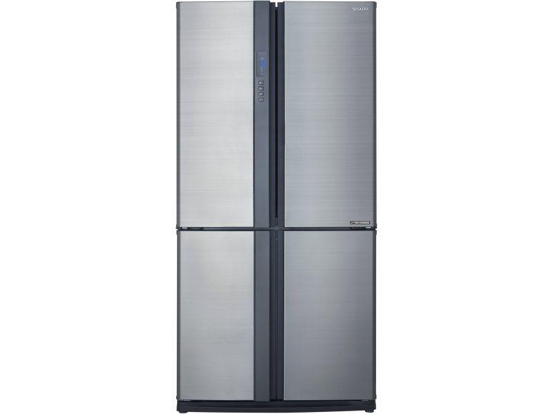Réfrigérateur américain 89cm 556l a++ nofrost silver - sjex770fsl SHA4974019870953
