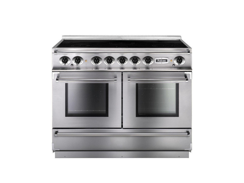 Cuisiniere 110cm falcon fcon1092eis induction 5foyers 2 fours elec ...