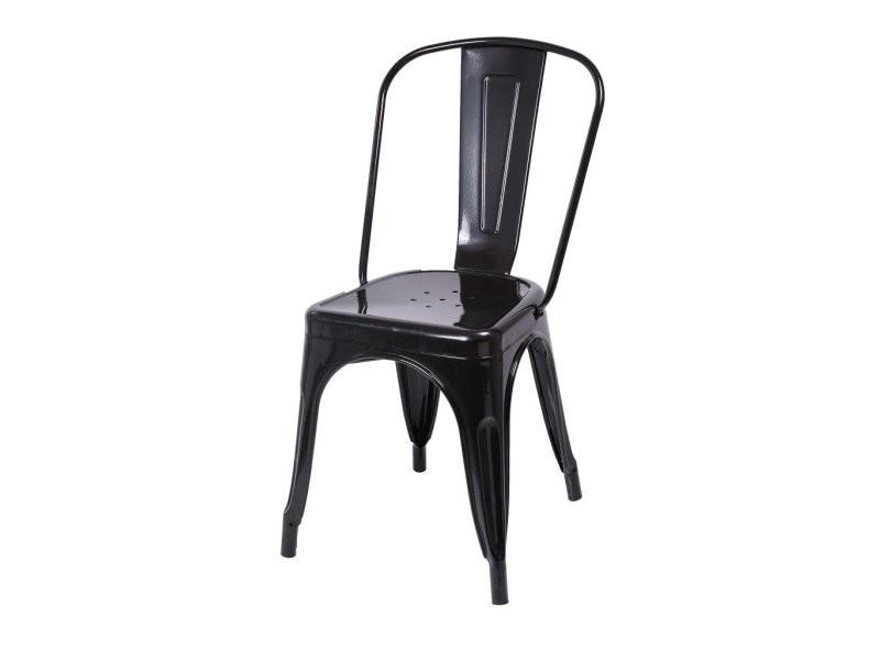 chaises de de style de salle à manger