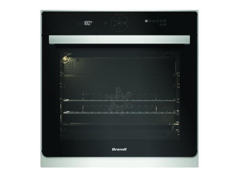 Bxp63sx four multifonction - pyrolyse - bandeau sensitive - 73l - a+ - inox BRA3660767955042