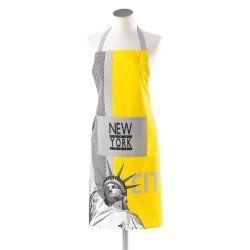 Tablier avec poche modele new york city