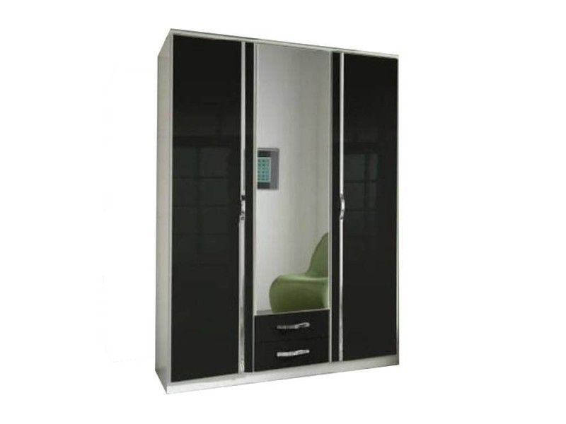 armoire dressing conforama simple finest armoire porte. Black Bedroom Furniture Sets. Home Design Ideas