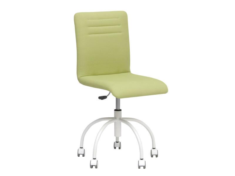 Roller- fauteuil, chaise de bureau pour enfant. Vert pastel. - Vente de  Fauteuil de bureau - Conforama 575c92c031bd