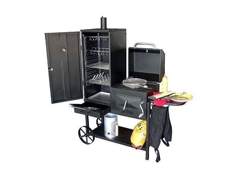 Barbecue grill / fumeur / charbon de bois grill bovini 2