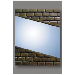 Miroir pedace 80*60 cm
